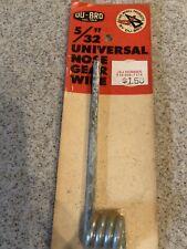 "Vintage DU-BRO Universal Nose Gear Wire  - RC Airplane 5/32"" No. 154 New NOS"