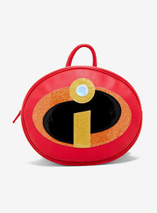 Her Universe Disney Pixar The Incredibles 2 Logo Backpack