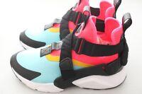 best loved 07060 26a74 Nike Air Huarache City Running Shoes Aqua Black Pink AH6787-400 Women Size  12.5