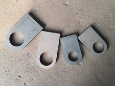 Lasche Bolzen-Lasche für Bolzen Durchmesser 25 mm