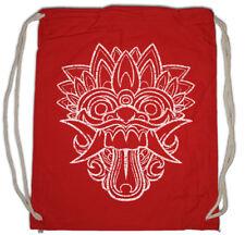 Chinese Dragon Head I Turnbeutel Mask China Asia Asian Symbol Sign Insignia