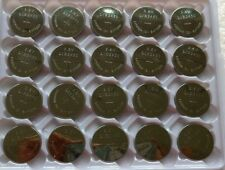 2 x 3.6V LiR2450 Rechargeable Coin Button Cell Battery Li-ion replace CR2450, UK