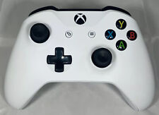 Xbox One Wireless Bluetooth Controller Model 1708 White (4934-SM92)