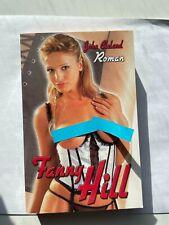 Fanny Hill erotischer Roman John Cleland Erotik Sex Geschichte