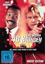 Und wieder 48 Stunden - UNCUT (Eddie Murphy, Nick Nolte) DVD NEU + OVP!