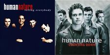 Human Nature Telling Everybody Counting Down 2 X Full Length CD Great Condition