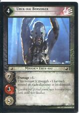 Lord Of The Rings CCG Card BohD 5.U63 Uruk Hai Berserker