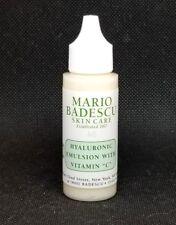 Mario Badescu Hyaluronic Emulsion with Vitamin C, 1 oz, Nwob