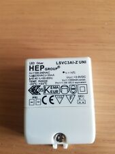 Hep Group LED Driver LSVC3AI-Z UNI Constant Current Non-Dimmable  350mA 1-3W