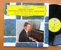 SLPEM 136 453 Chopin Piano Concerto no. 1 Vasary Semkow TULIP Stereo NEAR MINT
