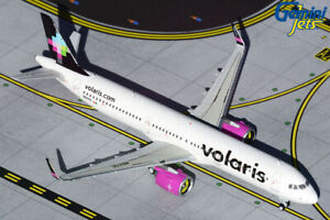 Gemini Jets 1:400 Volaris Airbus A321neo N537VL GJVOI1887 IN STOCK