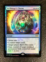 1x Archmage/'s Charm Modern Horizons MTG Magic the Gathering
