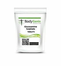 Sulfate De Glucosamine onglets 1176 MG 2KCI JOINT & Bone soutien bodygenix UK Ma...
