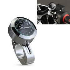 Waterproof Motorcycle Bike Watch Motorbike Bike Handle Bar Watch