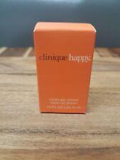 Boxed - Clinique Happy Perfume Spray 4ml