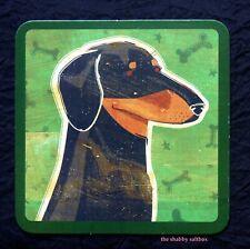 Dachshund Ephemera Display Art Scrapbook Wiener Dog Paper Crafts Junk Journal