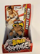WWE Rumblers Rampage Power Punch Randy Orton