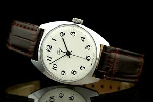 SVET RAKETA 2609.HA Vintage Soviet Mechanical Wristwatch SERVICED USSR CCCP☭