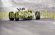 Bobby Unser #6 Eagle/Ford @ 1967 USAC Rex Mays 300 - Vtg Race Negative 9550