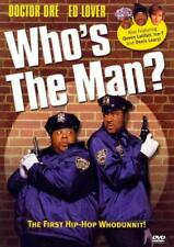 WHO'S THE MAN? USED - VERY GOOD DVD