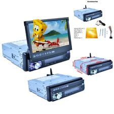 "7"" Quad Core GPS WIFI Automatic Retractable Screen Car Radio Stereo MP5 Player"