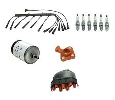 NEW BMW E30 325 325e 325es Tune Up Kit Fuel Filter Plugs Wire Set Cap Rotor