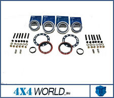 Toyota Landcruiser FZJ80 FJ80 Series Wheel Bearing/ Hub Stud Kits - 2 x Rear