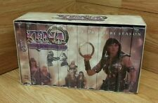 Xena Warrior Princess: The Premiere Season (VHS Set) Lucy Lawless **NEW-READ**