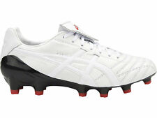 Asics Lethal Testimonial 4 IT Mens Football Boots (0100) + Free AUS Delivery