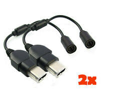 New 2x Breakaway Trip Cord Cable for Wired Original Microsoft Xbox Controller