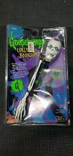 "Vintage 1990's Goosebumps Curly Skeleton ""Monster"" Book Light - New!"