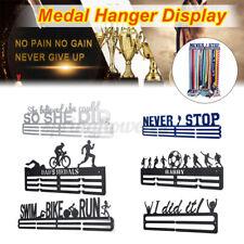 Metal Steel Medal Holder Medal Hanger Display Rack Ideal Gift for Running � �