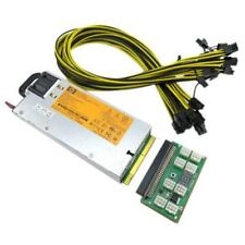 HP 750w Power Supply Breakout Board & Cables - Antminer Z9 Mini A9 ZMaster PSU