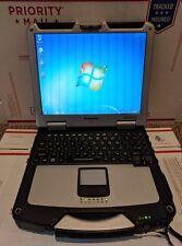 Panasonic Toughbook CF-31 MK1 Intel Core i5 M 520 2.40Ghz 160GB Sata WIN7 PRO 32