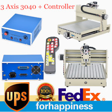 New Listing3 Axis 3040 Cnc Router Engraver Engraving Drilling Milling Machine Controller