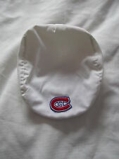 VINTAGE MONTREAL HABS CANADIENS HOCKEY NHL MENS newsboy CAP hat