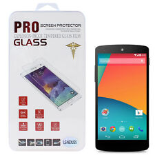 0.26mm Tempered Glass Clear Screen Protector Cover for LG Google Nexus  5
