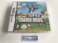 New Super Mario Bros - Nintendo DS - PAL FHG - Neuf Sous Blister