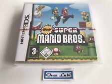 New Super Mario Bros - Nintendo DS - PAL FHG - Neuf Sous Blister