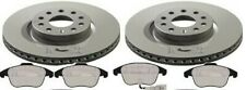 VW TIGUAN FRONT BRAKE DISCS AND PADS  2011 - ONWARDS ( 312MM)