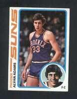 1978-79 Topps #77 Alvan Adams NM/NM+ Suns 120402