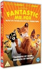 Fantastic Mr. Fox DVD Region 2