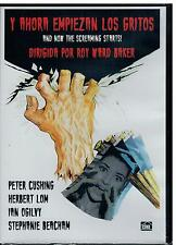 Ahora empiezan los gritos (And Now the Screaming Starts!) (DVD Nuevo)
