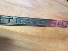1967-1968 International Travelall Rear Quarter Fender  Emblem IH