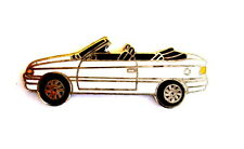 AUTO Pin / Pins - OPEL ASTRA CABRIO / weiss [1254]