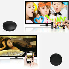 Black Chromecast Digital HDMI Media Video Streamer For Google 2nd Generation