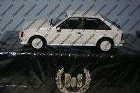 Bos Models Vauxhall Opel Astra Kadett GTE White BOS070 1:18 Resin
