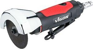 VIGOR V6903 Winkel-Trennschleifer (Druckluft) NEUHEIT - für 75mm Trennscheiben