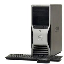 Dell Precision T3400 Windows 10 Pro Workstation C2D 3.0GHz 8gb 500gb Computer H