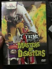 Surviving Extreme Sports - Masters Of Disasters region 1 DVD